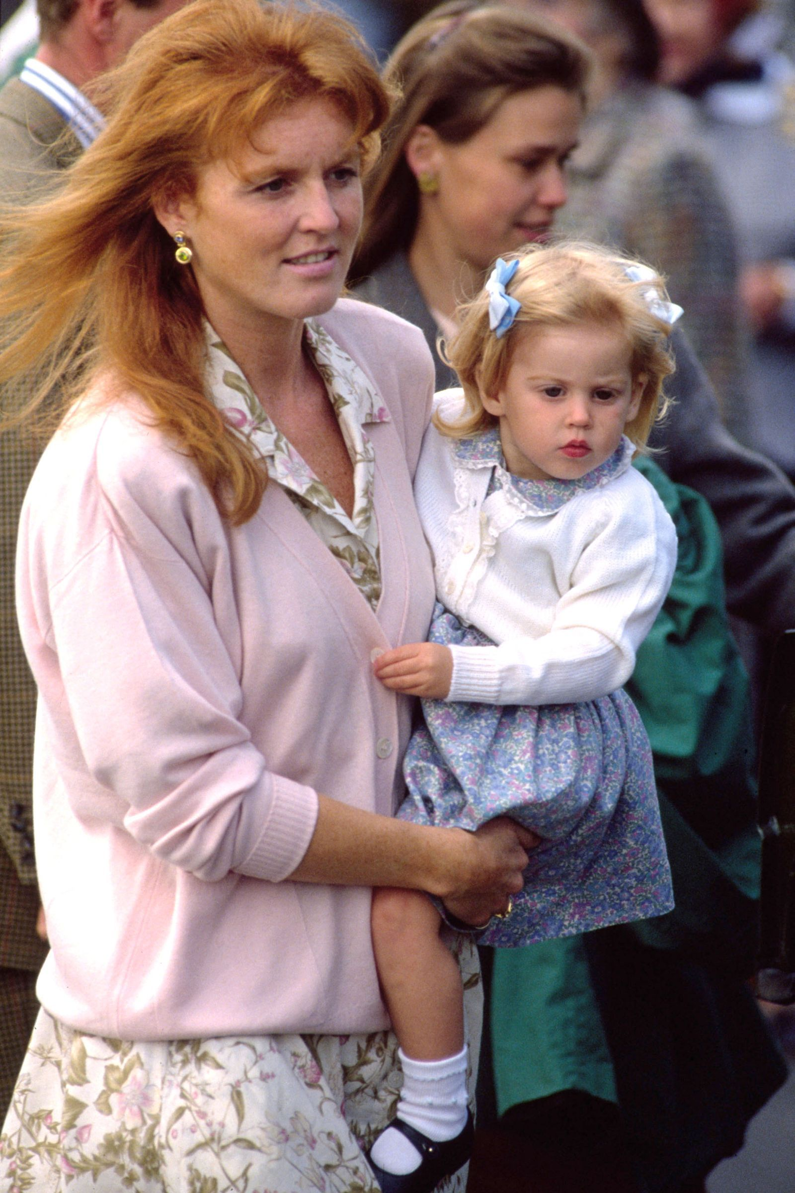 Princess Beatrice's Royal Life In Photos Princess diana