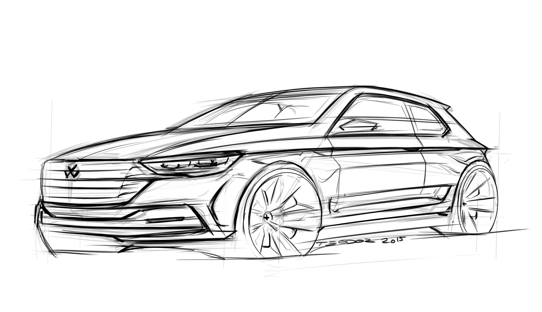 نتيجة بحث الصور عن car sketch | car sketch | Pinterest | Car ...