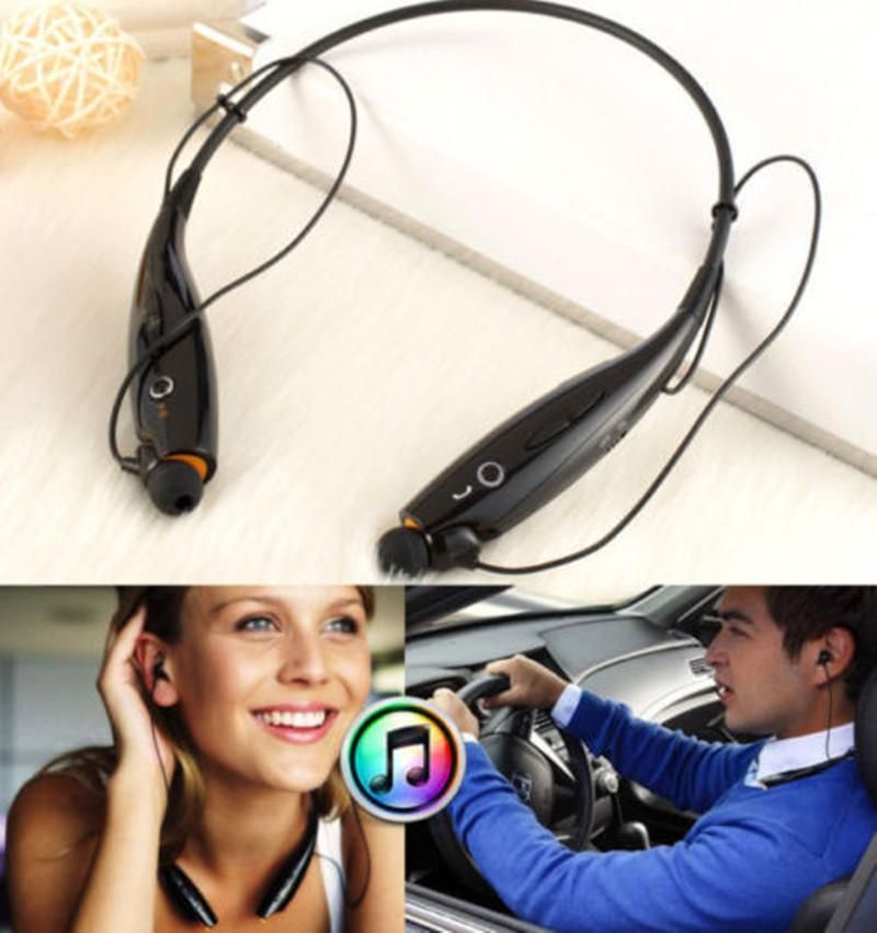 Hbs 730 Headphone Wireless Bluetooth Universal Stereo Headset For Samsung Wireless Sports Stereo Bluetooth Headset Earphone Online With 8 38on My Sk Accessoarer