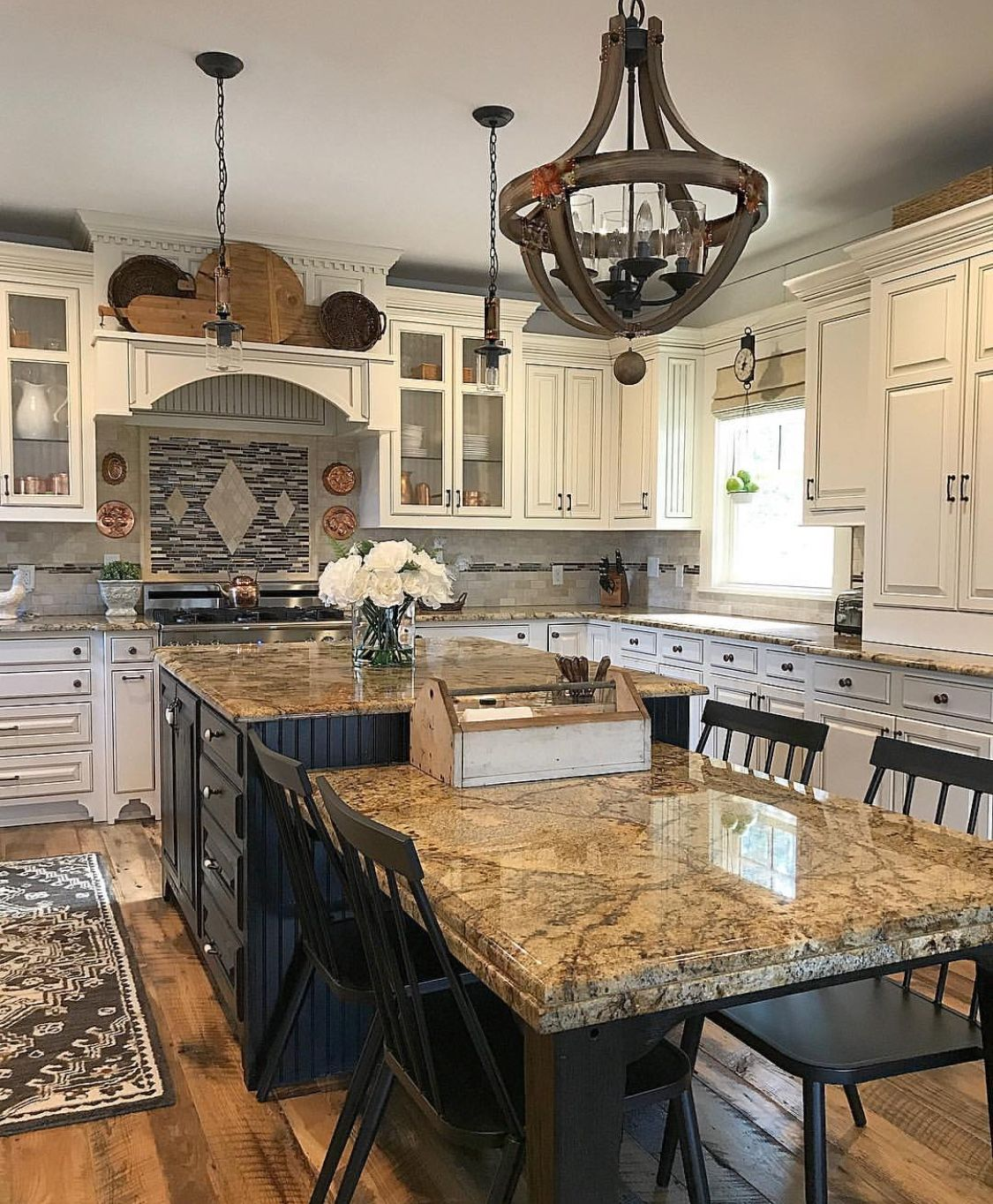 Home decor kitchen image by Becky Garling on Kitchens