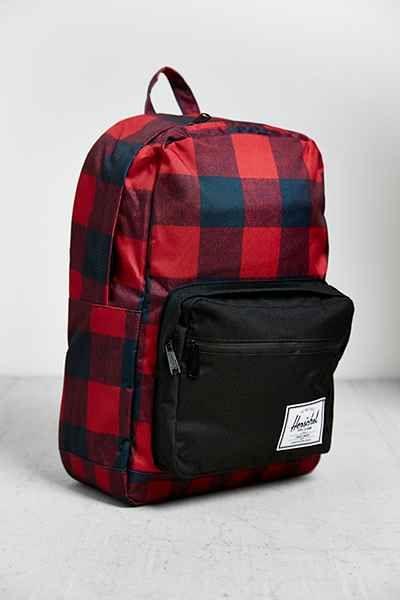 Herschel Supply Co. Pop Quiz Buffalo Plaid Backpack - Urban Outfitters 2a7da036a8dee