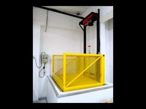 Malacate ascensor para carga youtube ascensor - Ascensores para casas ...