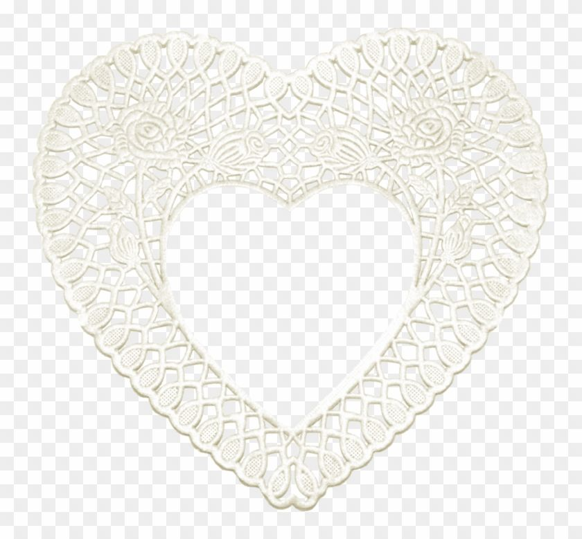 Find Hd Lace Hearts Heart Doilies Crafts Hd Png Download To Search And Download More Free Transparent Png Images Doilies Crafts Lace Heart Doilies