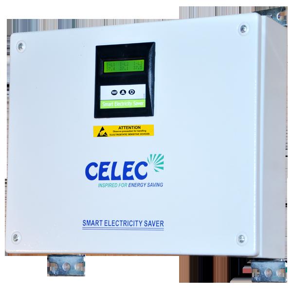 2 7 Kvar 415v Ac 50 Hz Power Factor Correction Controller Unit Es 33 Three Phase Commercial Each Phase Controller India Electricity Saver Control Power