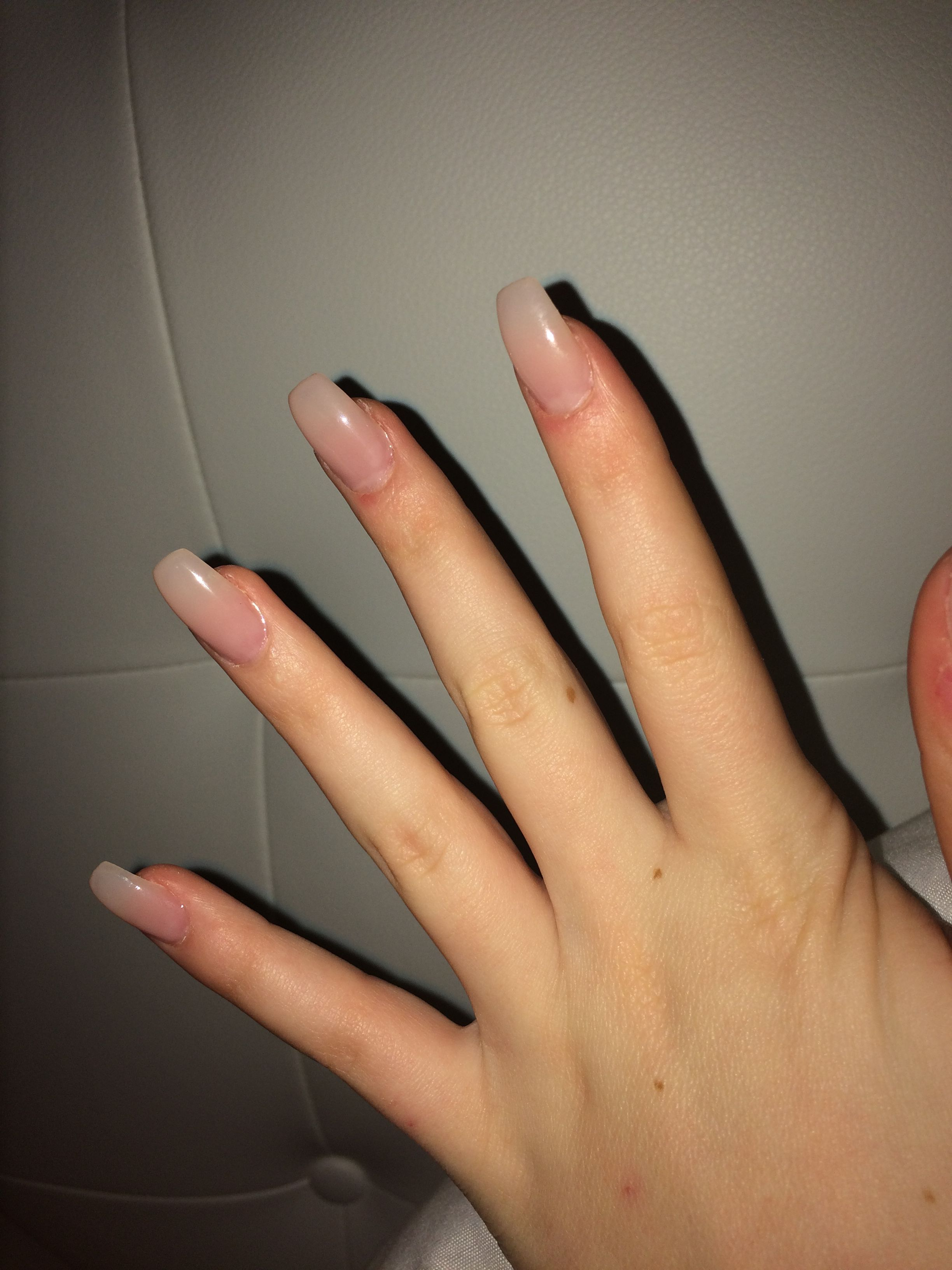 Opi Put It In Neutral Acrylic Nails Coffin Shape Neutral Nails Acrylic Acrylic Nails Coffin Coffin Nails