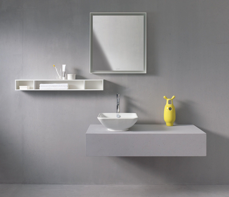een nieuwe badkamer serie van duravit en philippe starck me by