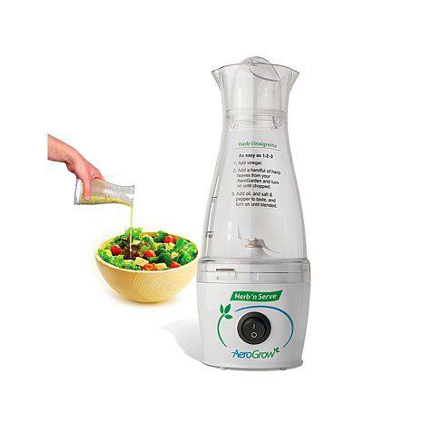 Aerogarden Herb N Serve Salad Dressing Maker Take Fresh 400 x 300