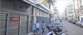 08.06.2015: Les bouts de rue avec des commerces fermés se multiplient, comme ici rue Pertinax. (Photo Franck Fernandes)