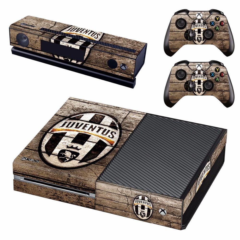 Juventus Xbox Skin Xbox One Juventus Xbox