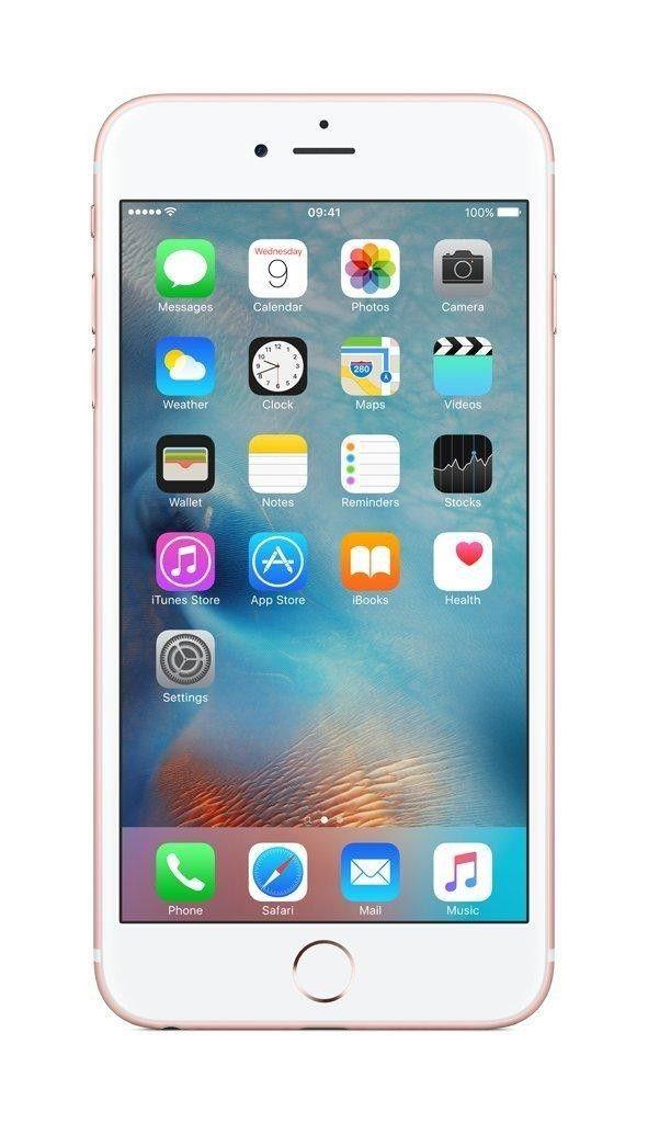 Apple Iphone 6s Plus 64gb Rose Gold Sim Free Apple Iphone 6s