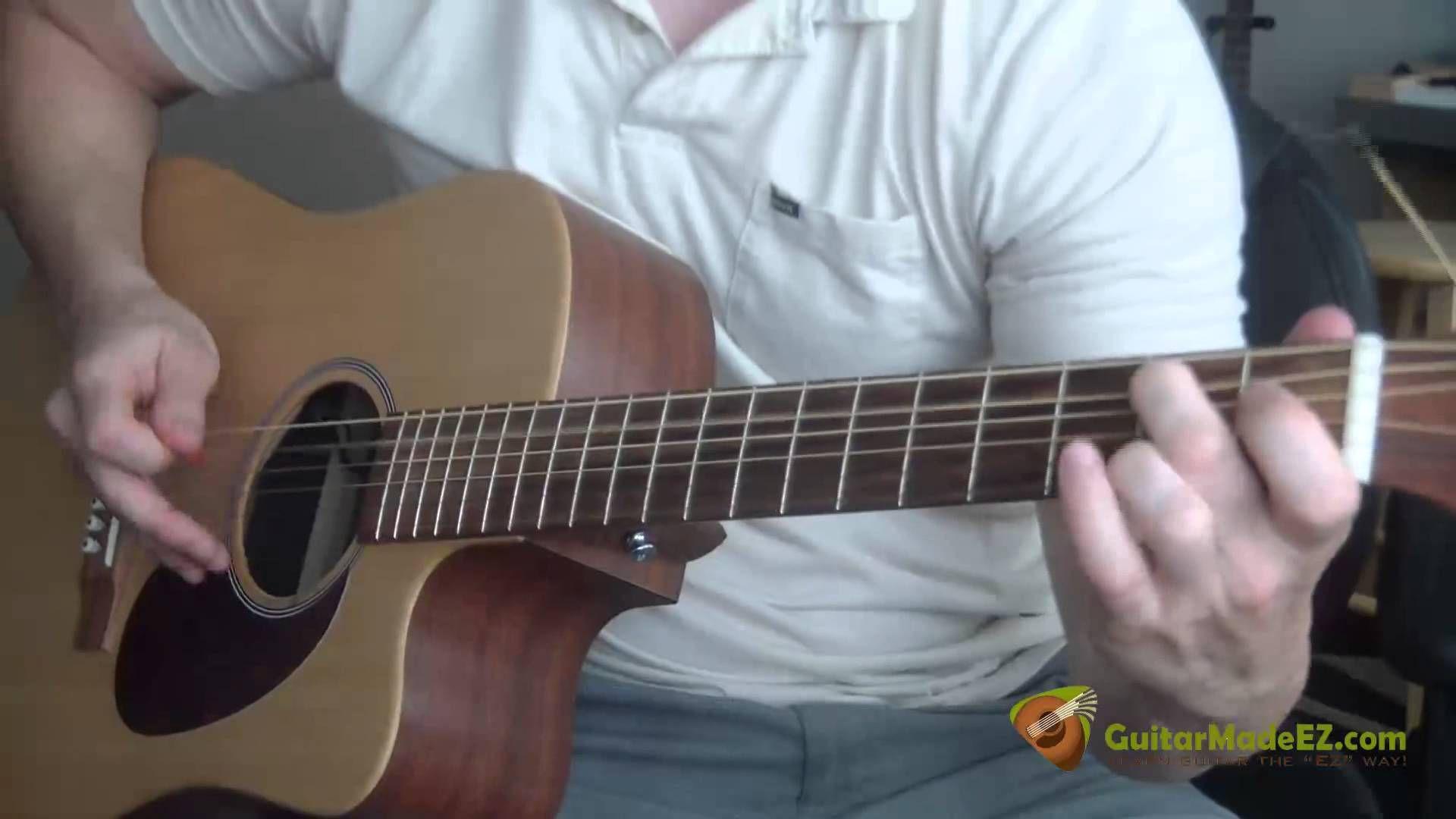 Seven bridges road guitar chords