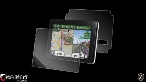 ZAGG invisibleSHIELD for Garmin Nuvi 3590LM (Full Body