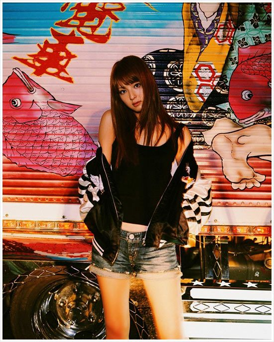 Bilddetails für -... the visual excitement of Dekotora paired with beauty Sasaki Nozomi