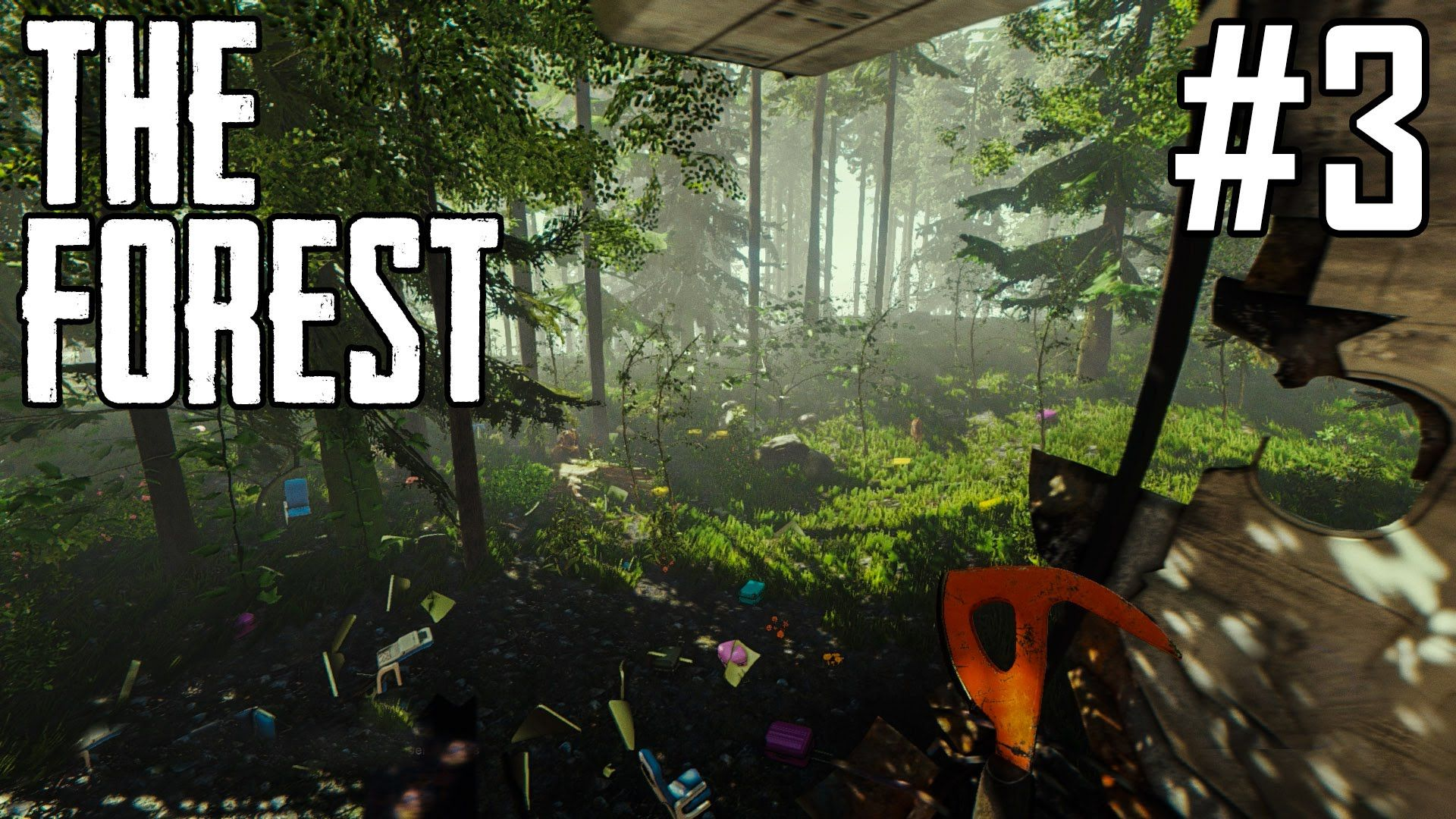 THE FOREST Gameplay German # 3  Erneuter Besuc #vr #virtualreality #oculus #oculusrift #gearvr #htcvivve #projektmorpheus #cardboard #video #videos