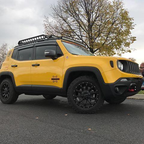 Jeep Jeeprenegade Jeeprenegadetrailhawk Trailhawk Toasterjeep