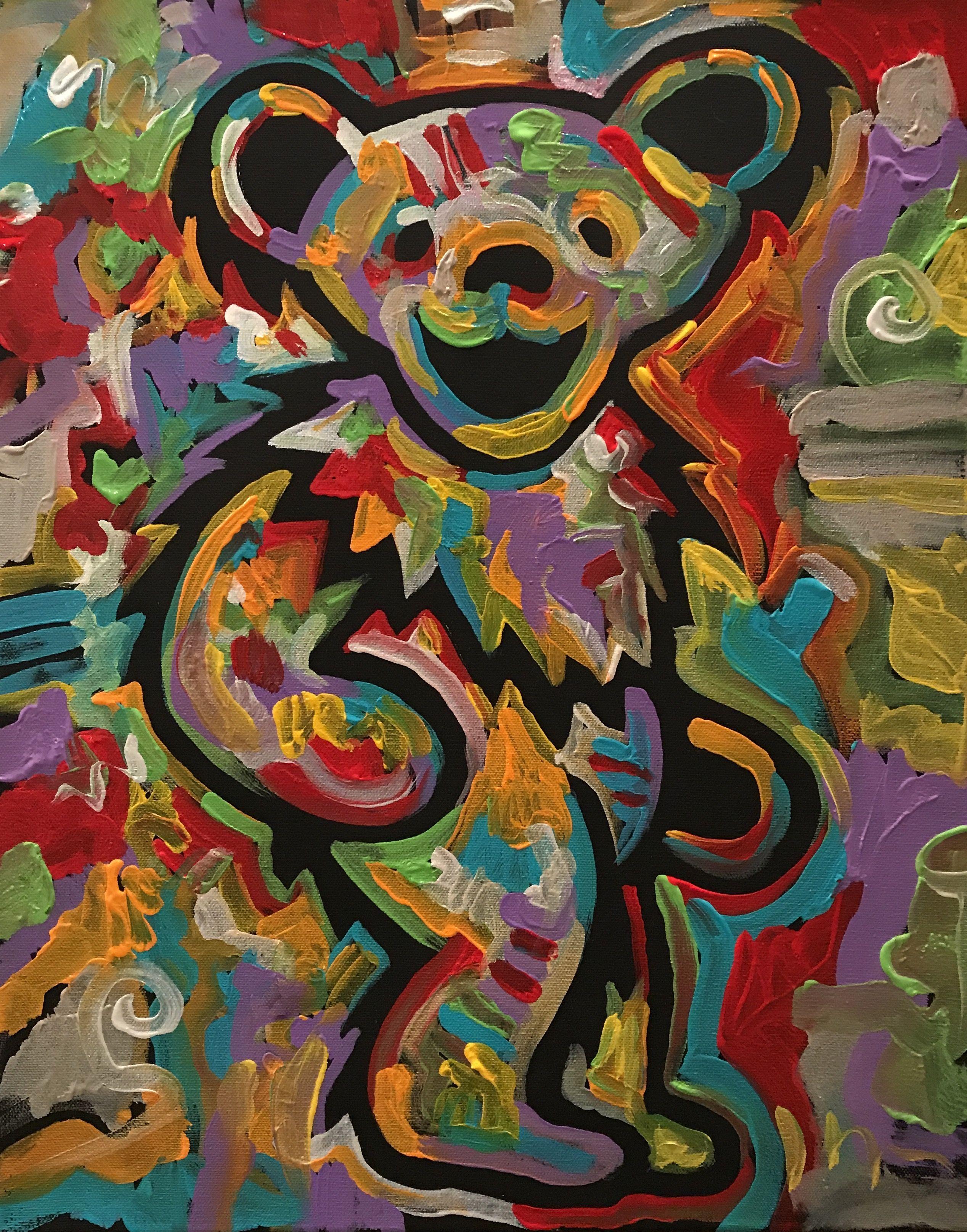 Grateful Dead Bears Iphone Wallpaper 25771 Interiordesign