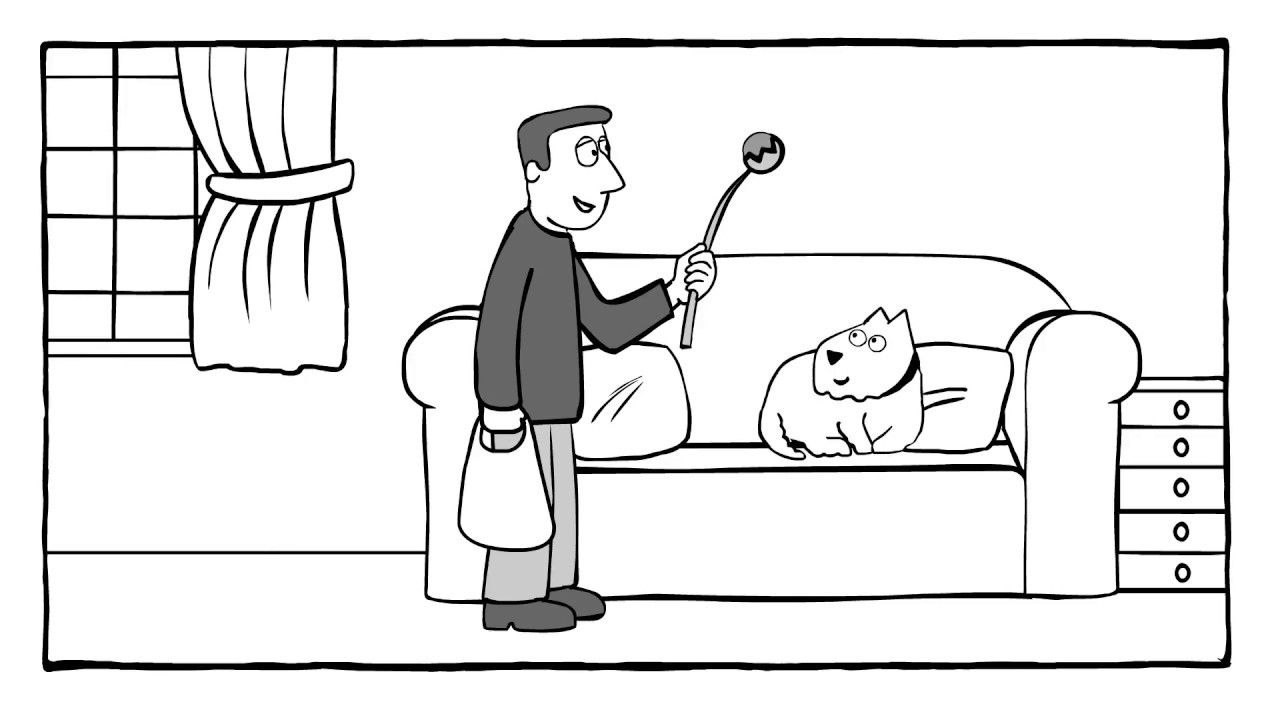 Off The Leash Cartoons The New Toy Offtheleashcartoons Dogs
