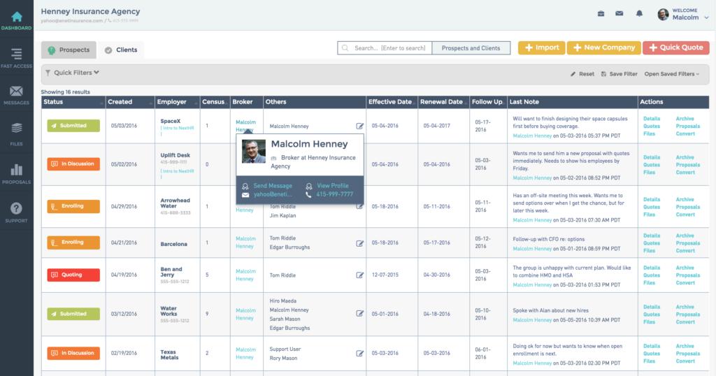 Nextagency Insurance Brokers Software Solutions Crm Tools Online Insurance Insurance Agency Professional Insurance
