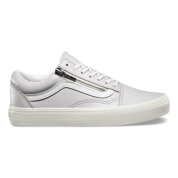 Leather Old Skool Zip | Shop Shoes At