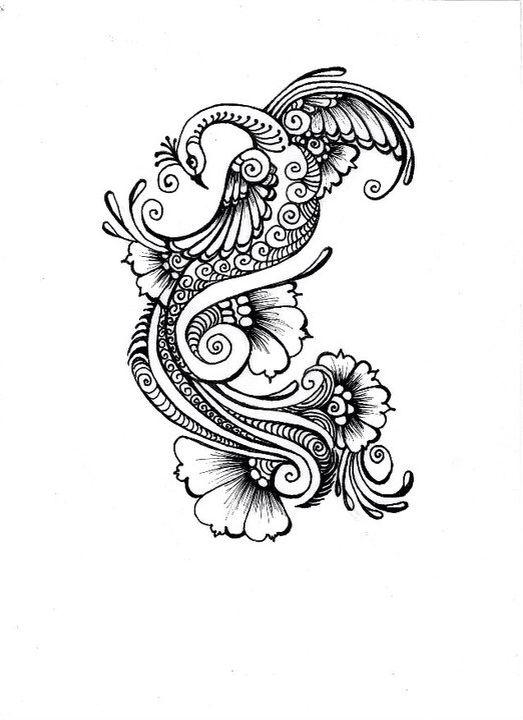 Pin von Rafael auf Diseños para tatuajes | Pinterest | Henna tattoo ...