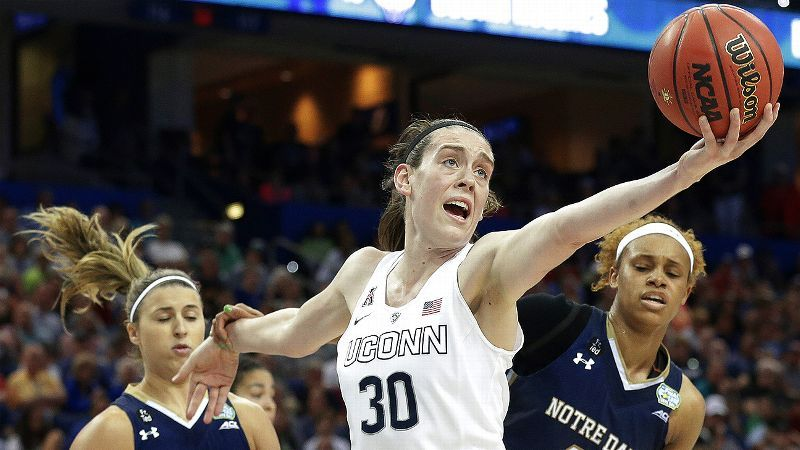Counting down the top 25 women's college basketball