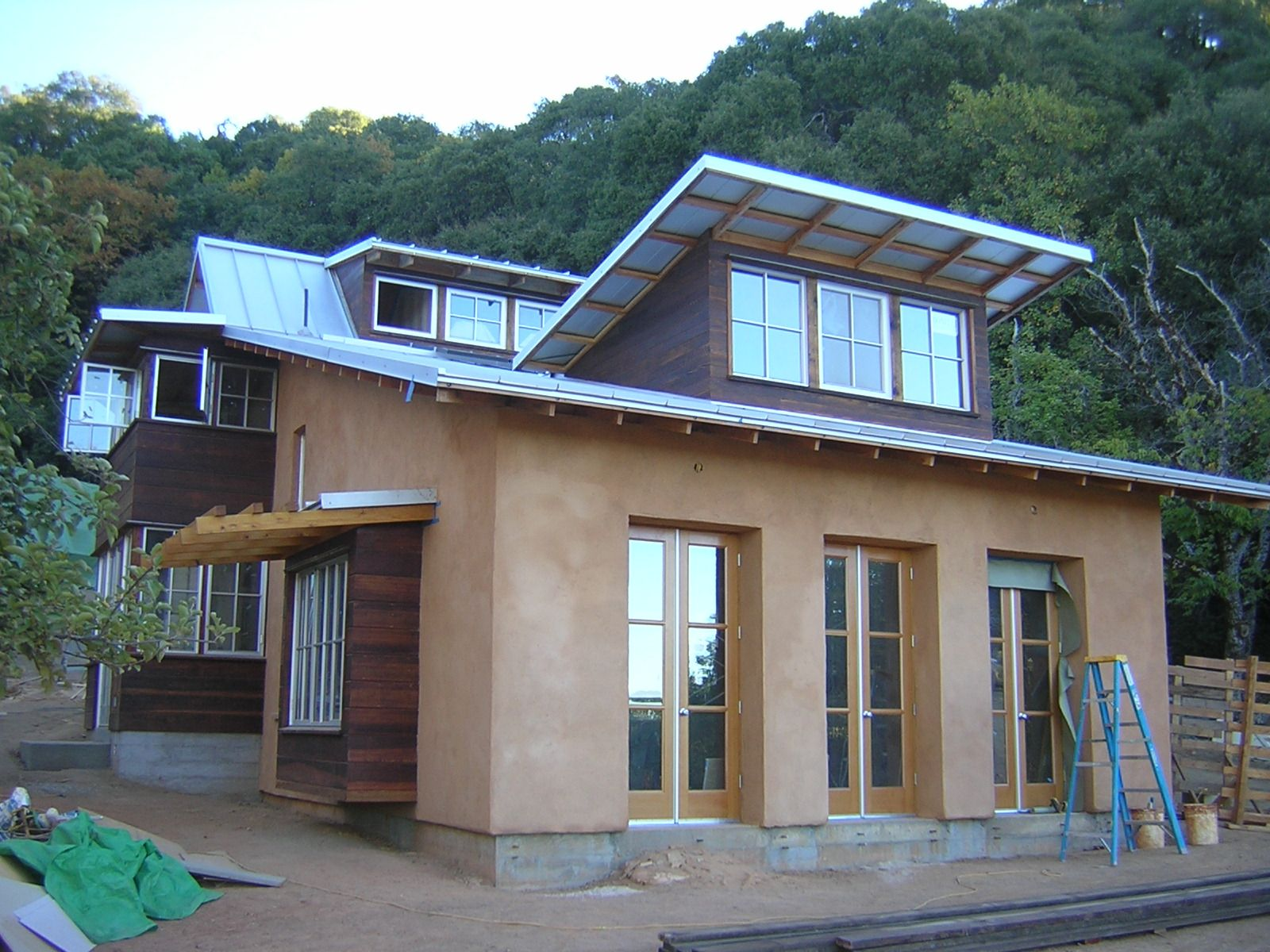 Un ejemplo m s de el buen gusto casas de paja en 2019 - Construccion de casas baratas ...