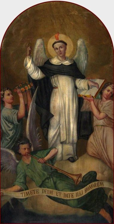 47 St Vincent Ferrer Feast Day April 5 Ideas Vincent Catholic Saints