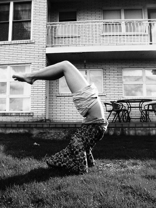 I want to get invovled in yoga on a regular basis and be able to perform crazy stretches like this!