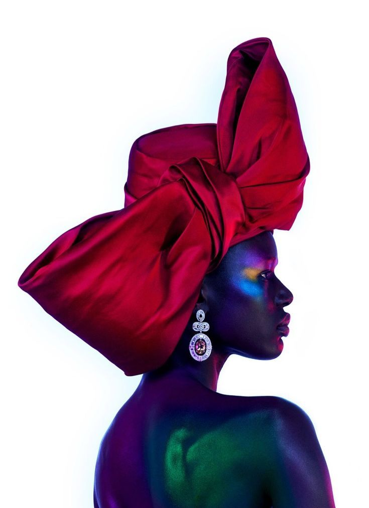 Photo of Ajak Deng Dazzles in Luxe Jewels for Vogue Portugal   – Color Pop – #Ajak #Color…