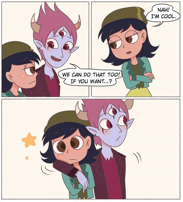 So I was thinking about the best JanTom moment. And I think it will be like this.UvÚ Give me some shy girl… | Star vs the forces of evil, Star ...