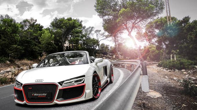 Mr Grey S Car At 50 Shades Of Grey Audi R8 V10 R8 V10 And Mr Grey