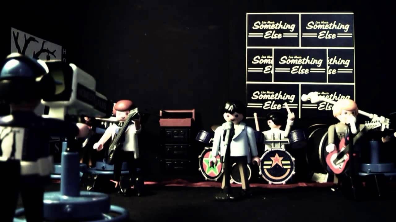 Playmobil Stop Motion Joy Division Transmission 720p Joy