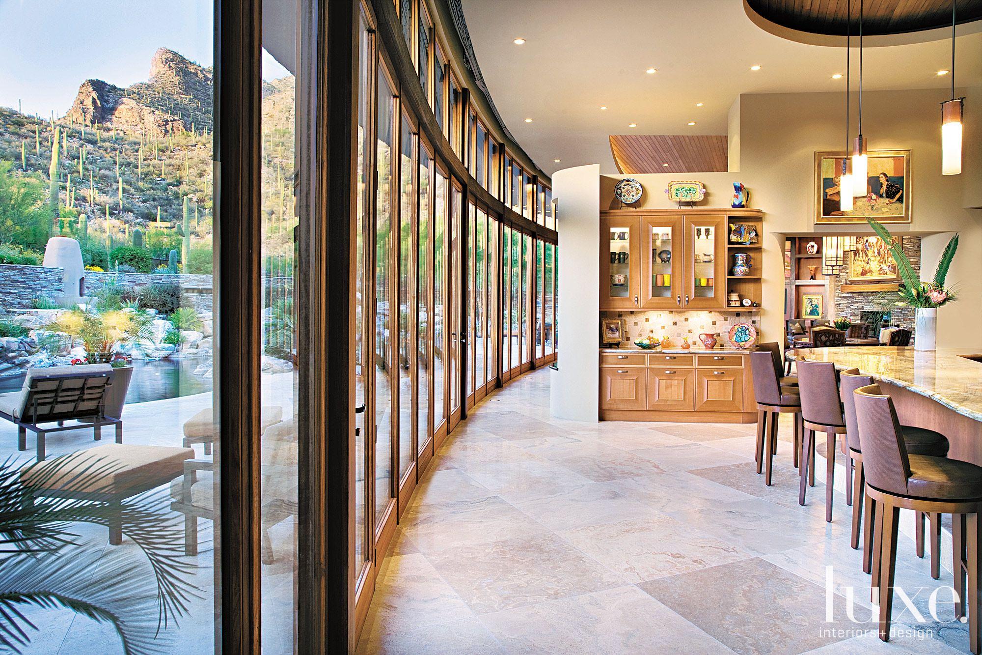 Best Luxe Arizona Interior Design Magazine Luxury Kitchens 400 x 300