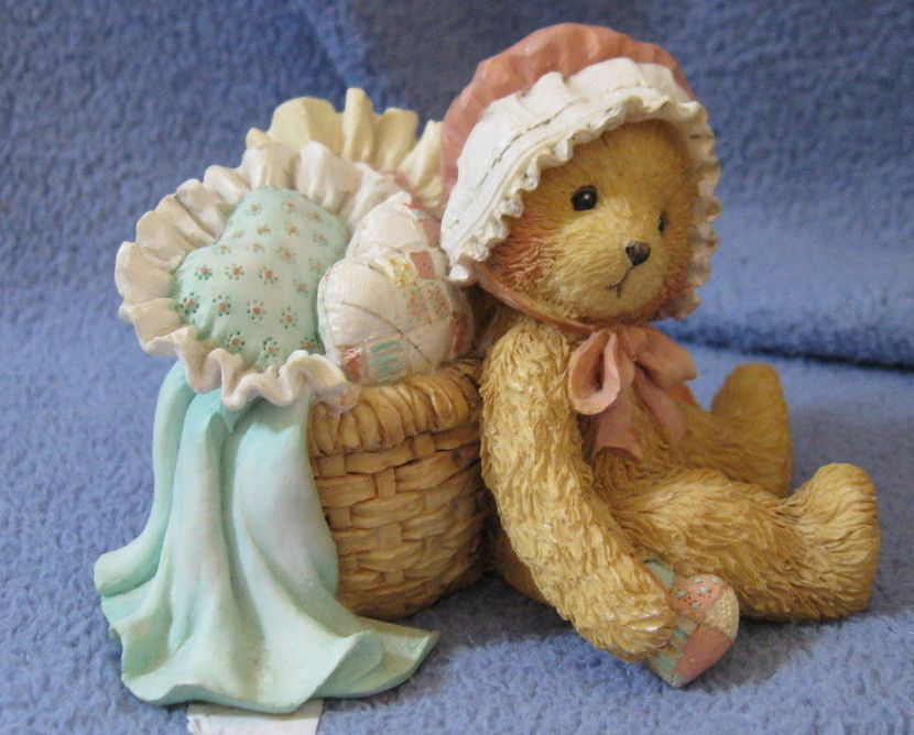 I loved collecting Cherished Teddies