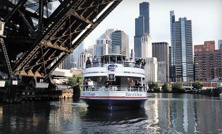 Shoreline Sightseeing Bachelorette Chicago Tours