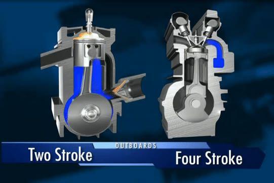 4 stroke vs 2 stroke | Cars,Motorcycles & Other Vehicles