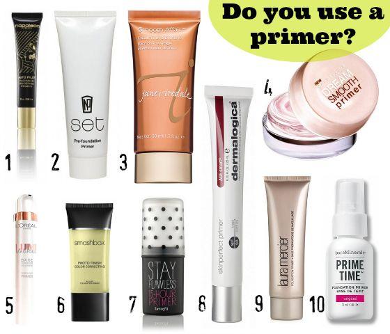 Do You Really Need A Makeup Primer Makeup Primer Best Makeup Primer Makeup Demo