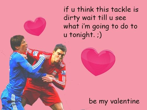 Fesselnd LFC Valentines