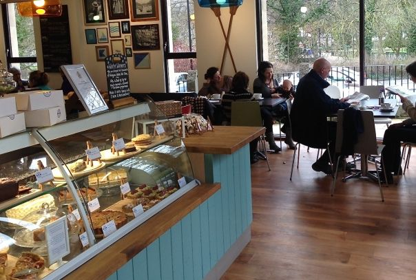 cool cafes - Google Search Cafe design Pinterest Cafes and - heimat küche und bar