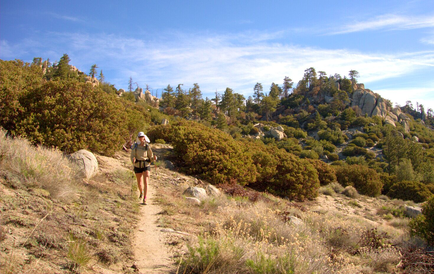 """I love this! It's about what you can accomplish with your body that makes you proud of it.   """"A long distance hiker shares her idea of a beautiful body."""" Read more on @outdoorwomen."""