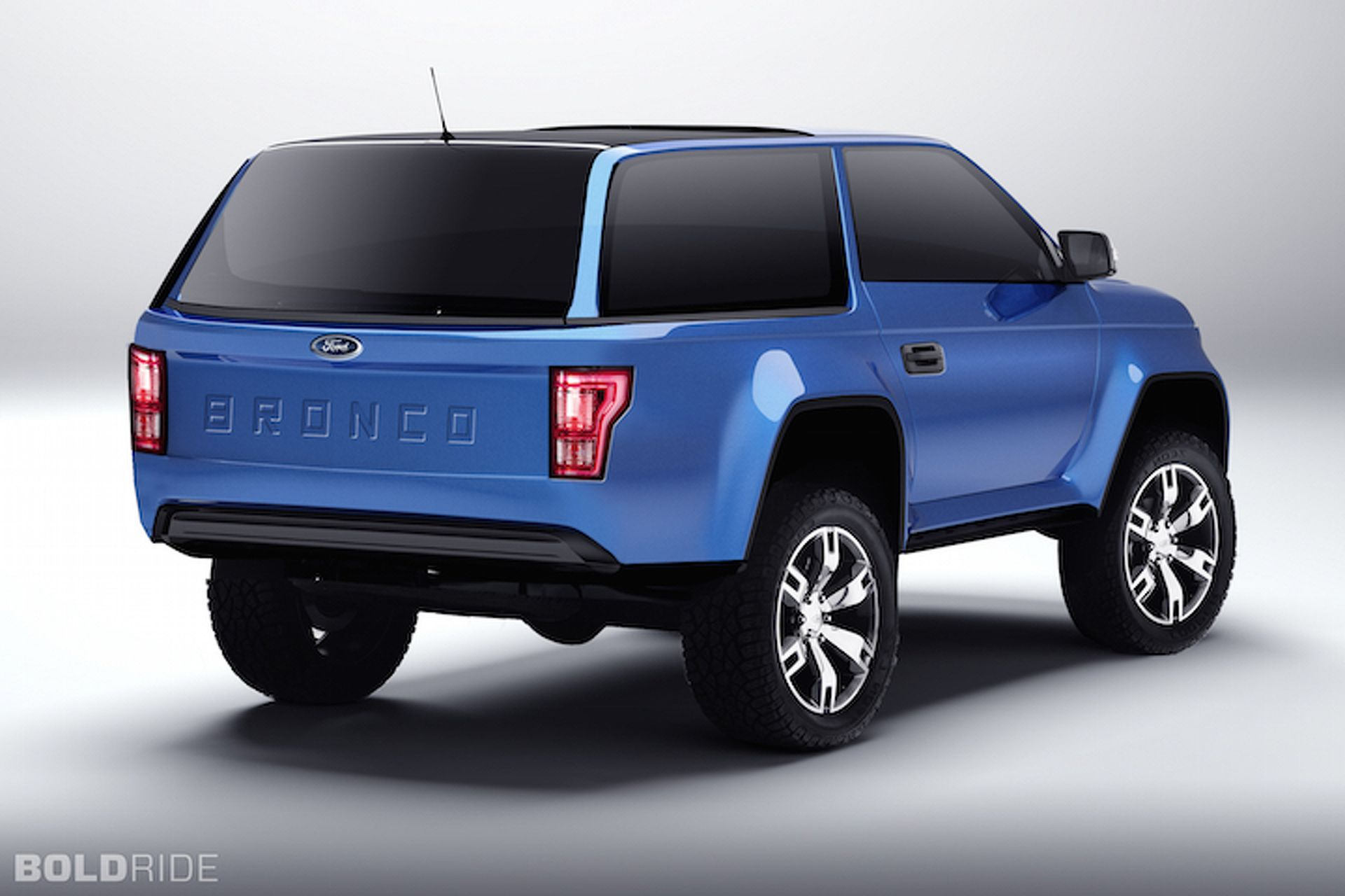4 Things To Know About The 2017 Ford Bronco When It Returns Ford Bronco 2017 Ford Bronco Ford Bronco Concept