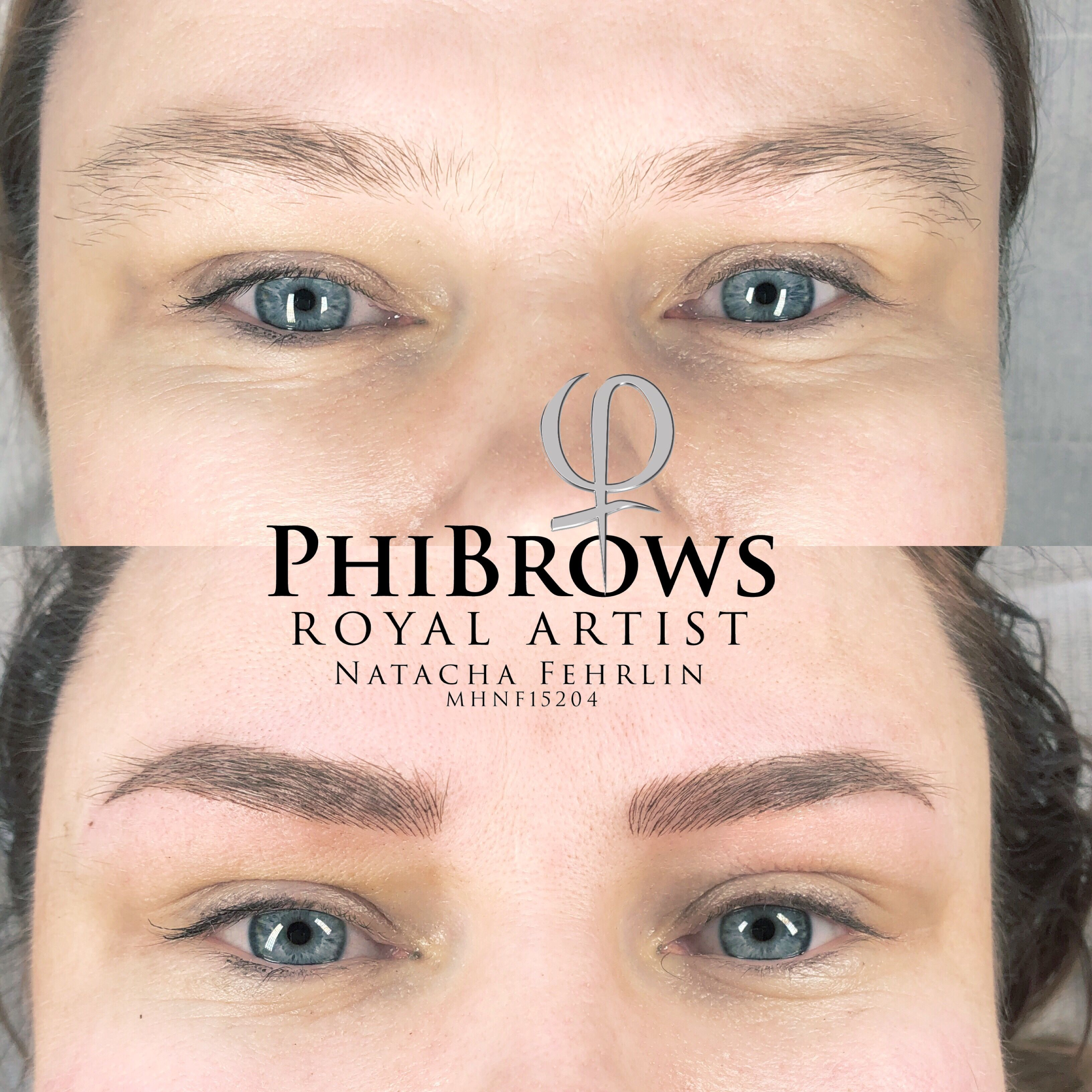 Pin von My Style Beauty auf Microblading Phibrows and