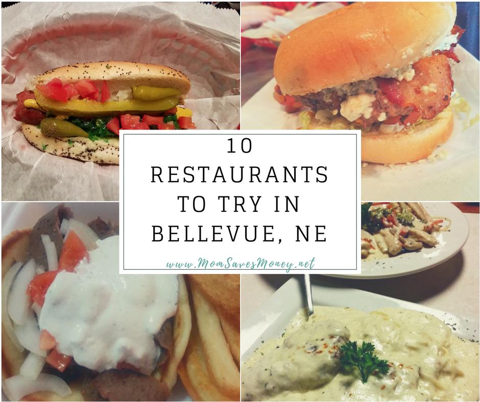 10 Amazing Locally Owned Restaurants To Try In Bellevue Nebraska Restaurant Recipes Omaha Restaurants Italian Recipes