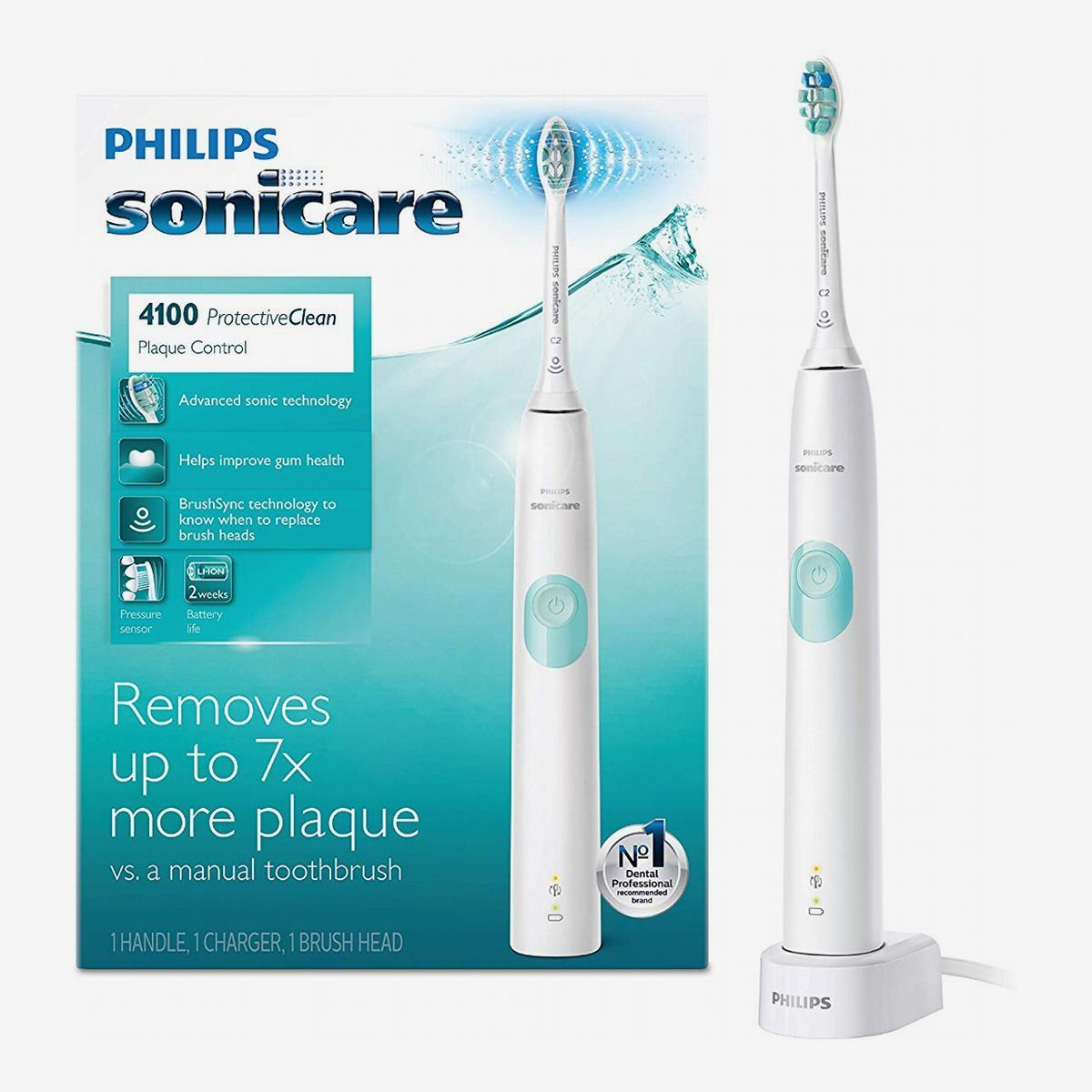 31 Gifts for Every Type of Brother | Rechargeable toothbrush, Brushing  teeth, Sonicare