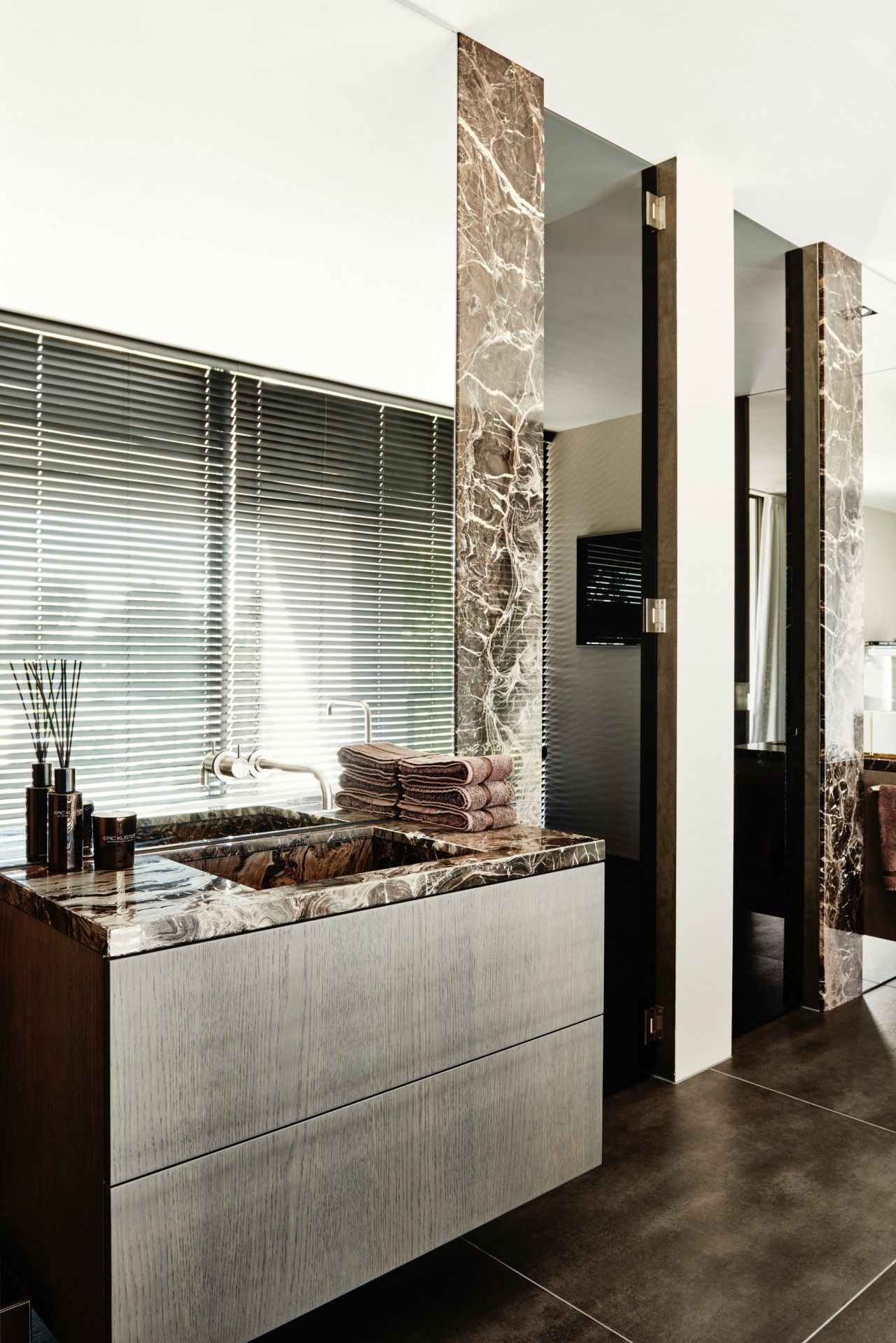 The Netherlands / Private Residence / Bath Room / Eric Kuster ...
