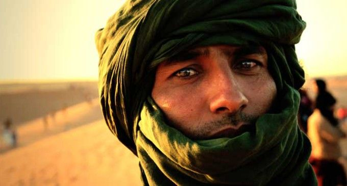 Los saharauis, mis hermanos.