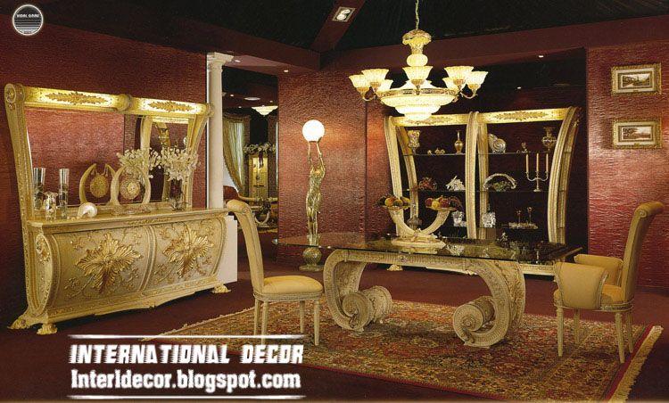 Room · Italian+furniture | Luxury Italian Dining ...