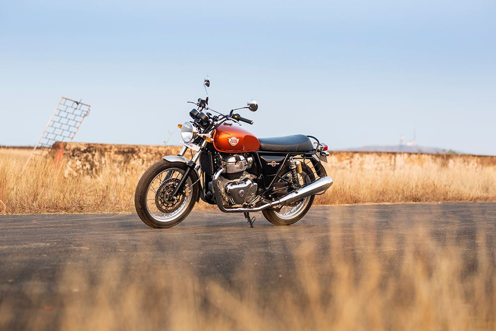 Royal Enfield Bs4 Bikes Sold Out To Sell Bs6 Bikes From March 21