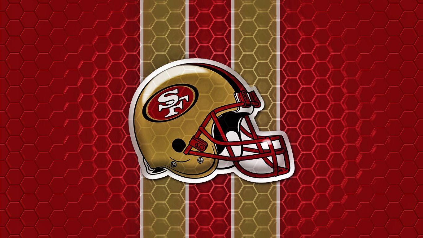 San Francisco 49ers. Wallpaper. Equipo de fútbol americano