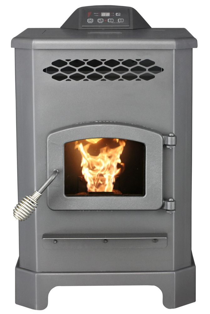 King 2000 Sq Ft Mini Pellet Stove Pellet Heater Pellet Stove Wood Pellet Stoves